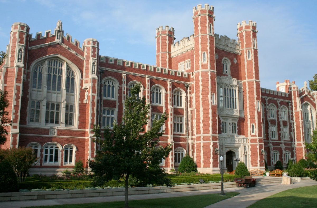 Library of the University of Oklahoma