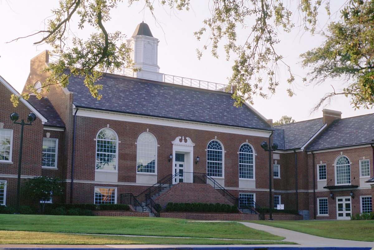 Top 10 Residence Halls at LATECH