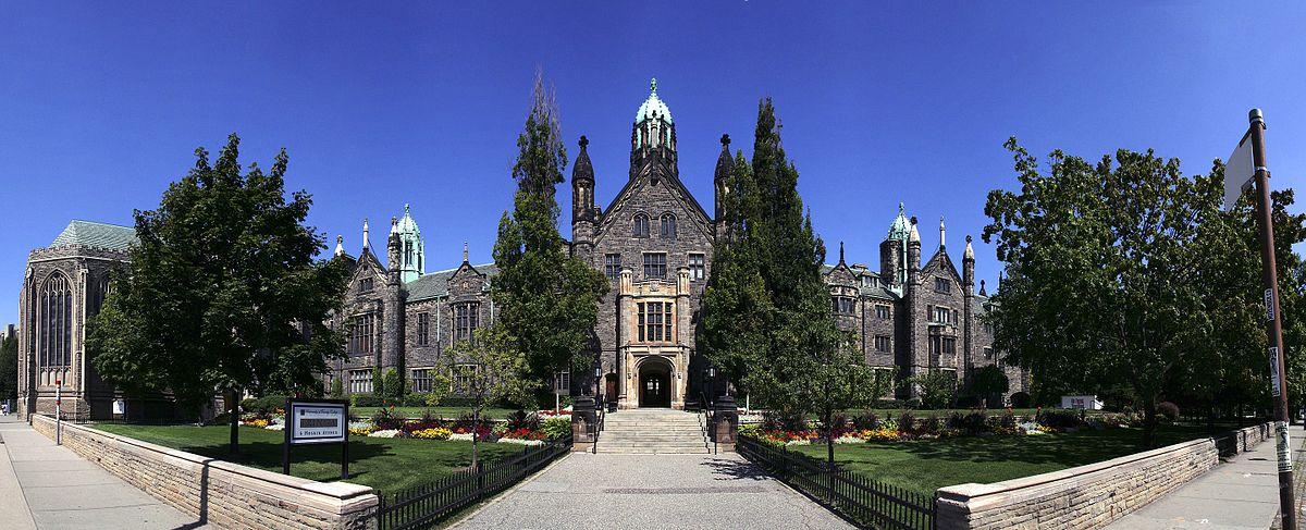 Trinity College at UTSG