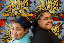 a picture of the pop culture club