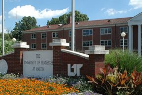 Top 10 library resources at University of Tennessee- Martin
