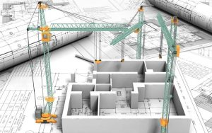 buiding design and plan of civil and architectural engineer