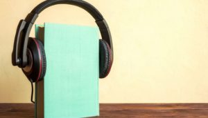 Just listen to an audiobook to get information