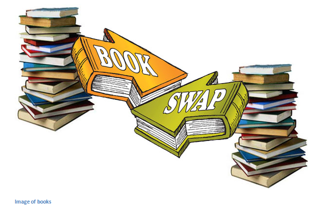 graphic for book swap