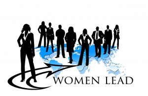 Women leaders clipart