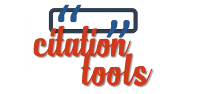 Citation tools graphic logo