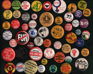 Collected buttons