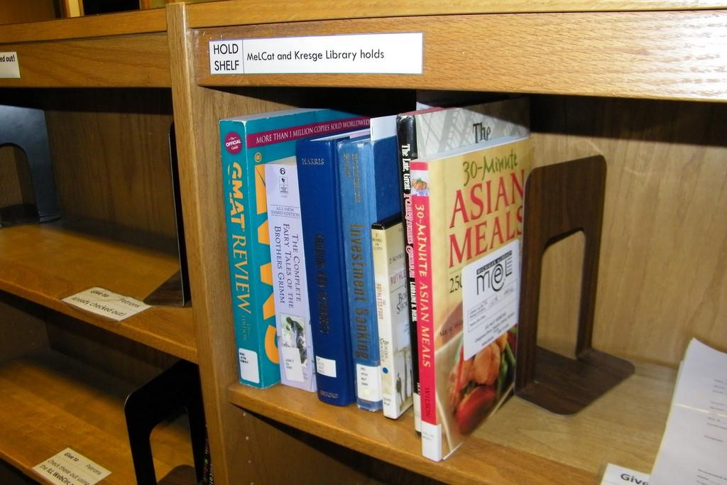 MeLCat at Kresge Library |University of Michigan, Ann Arbor