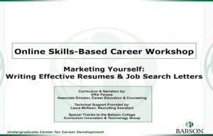 Career development material aid in career guidance