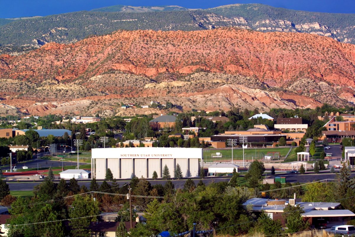 Top 10 Library Resources at SUU