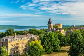 Top 10 Majors at Cornell University