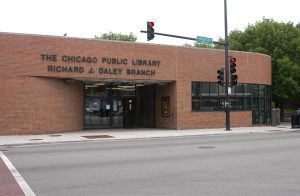 The Richard j Daley library