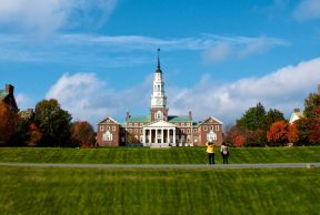Top 10 Library Resources at Colby College