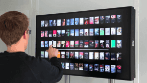 a digital library