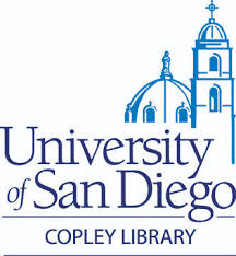 Logo of University of San Diego Copley Library