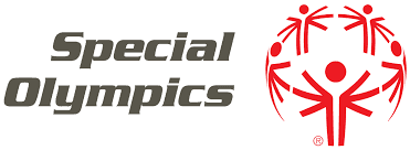 This is the national logo for Special Olympics.