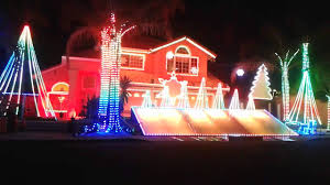 This is an example of a family in the holiday spirit!