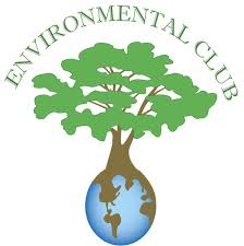 This is the logo for the Environmental Club on campus.