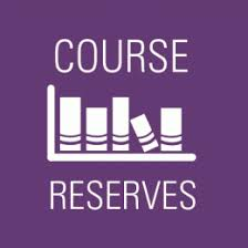 Course Reserves Logo