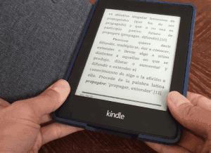 e book reading