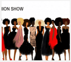 Point Park University's Fashion Show Event Poster