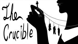 Arthur Miller's The Crucible Poster