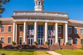 Top 10 Majors at Troy University