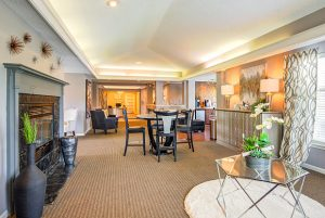 Coach house apartment