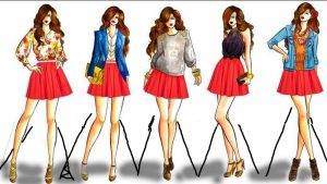 passion for fashion designing