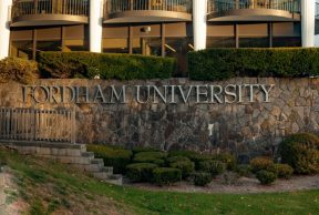 Fordham University Fall 2018 Final Exam Schedule