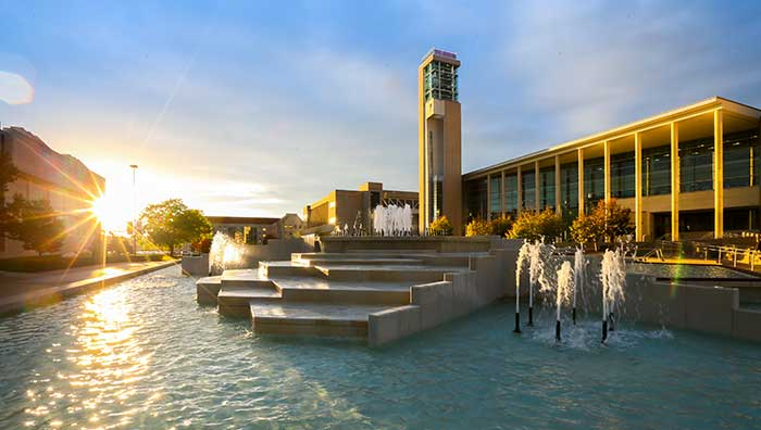 Top 10 Dorms at the Missouri State University