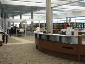 Library university of davenport
