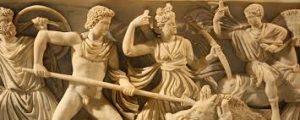 some Greek sculptures