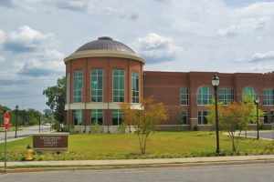 Greenwood County Library Main