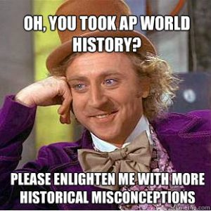 funny picture of world's history