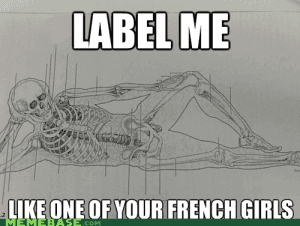 funny meme of human biology