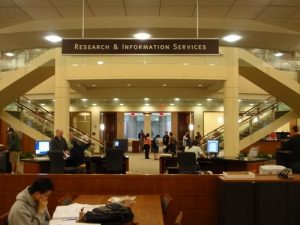 the Research and Information Services sector