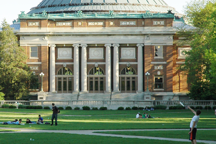 University of Illinois (UI) Fall 2018 Final Exam Schedule