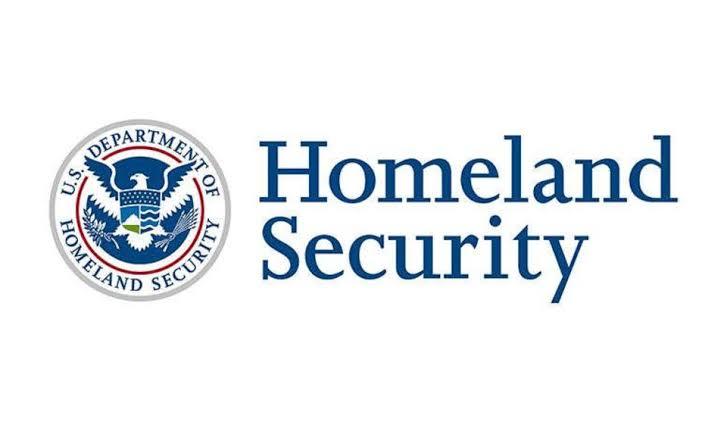 Homeland security badge