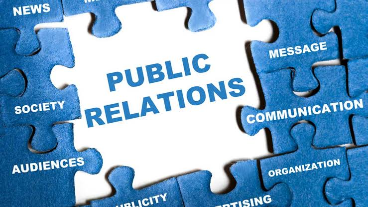 The major aspects of public relations