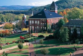Top 10 Dorms at Plymouth State University