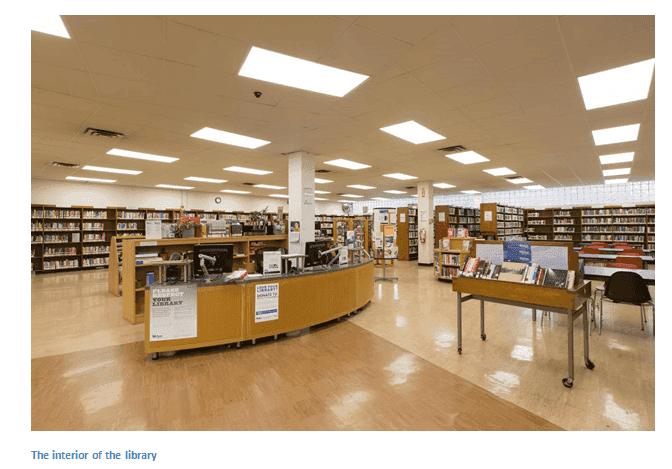 Petal Branch Library