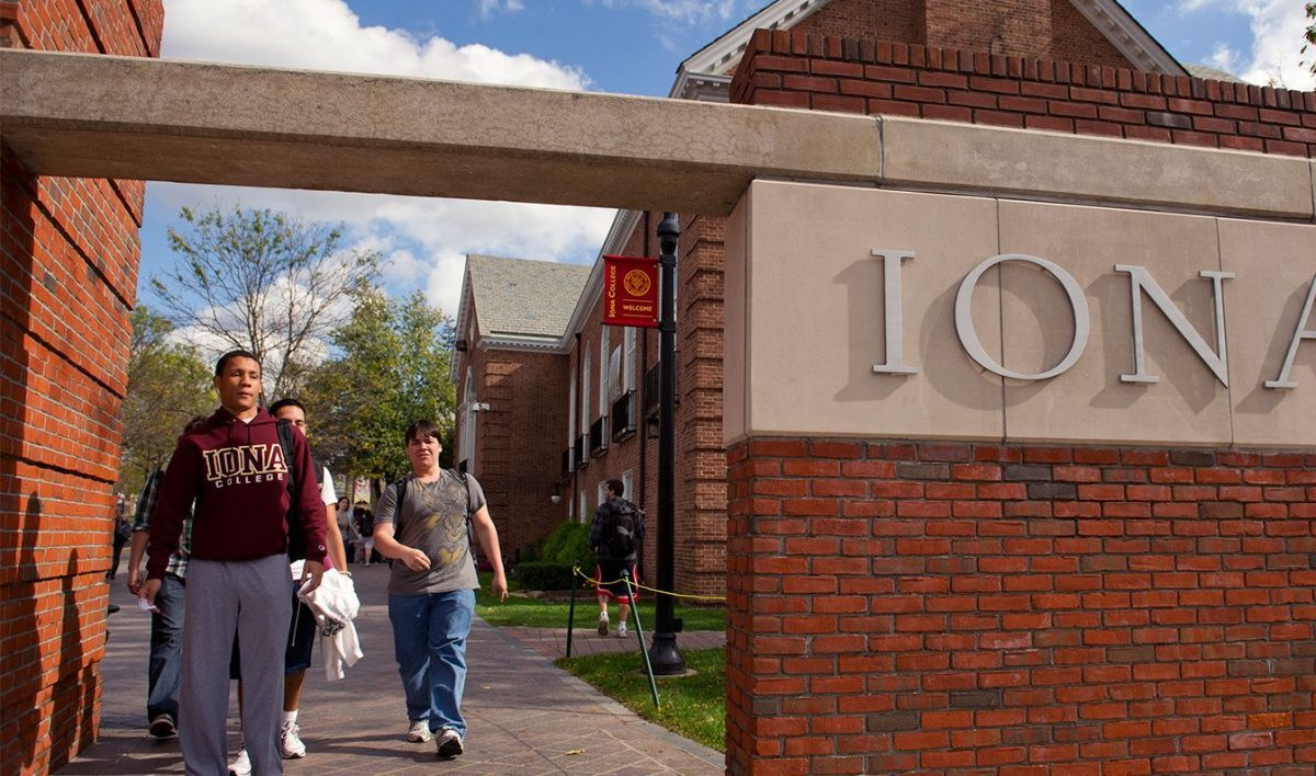 Top 10 Library Resources at Iona College