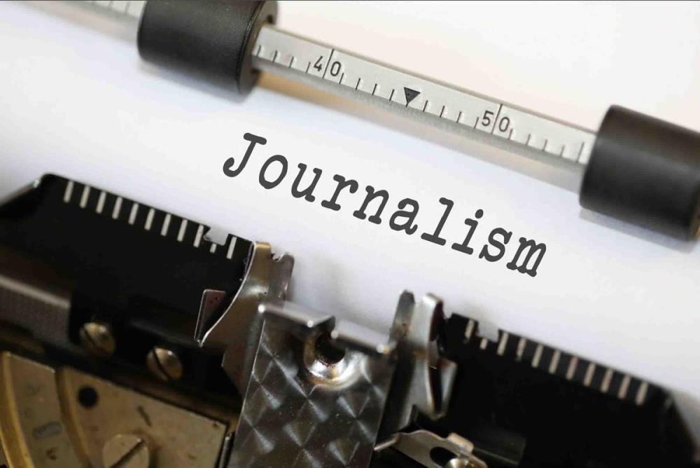 journalism text