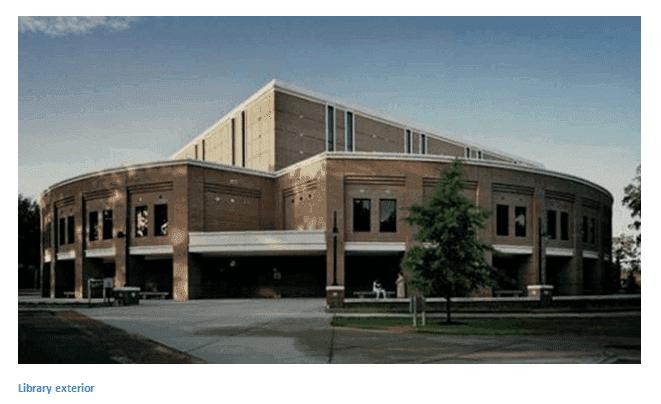 Pensacola Campus/John C. Pace Library