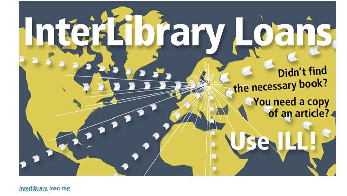 Interlibrary Loans