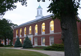 Cowles Library