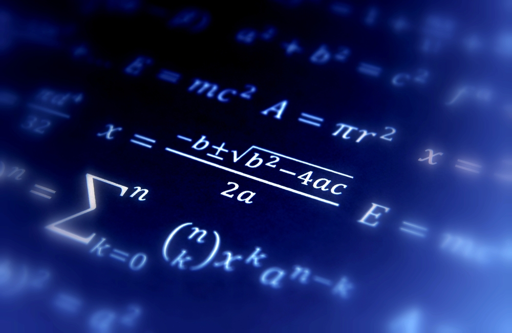 picture of math equations