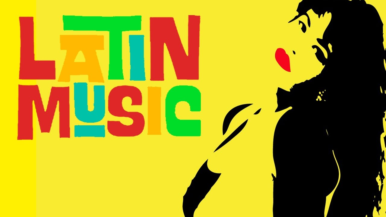 latin music with a woman