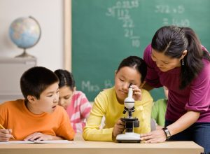 Do you have calls of being an educator
